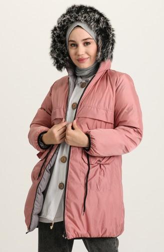 معطف رمادي 7010-03