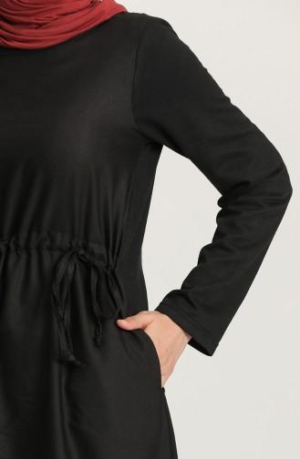 Robe Hijab Noir 3305-01