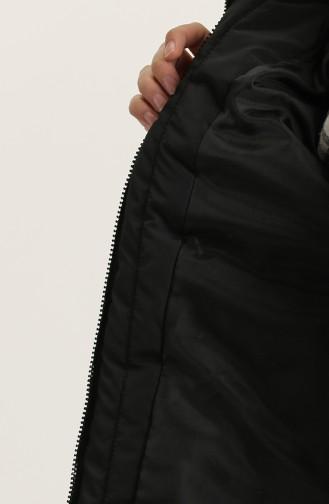Gilet Sans Manches Noir 5009-04