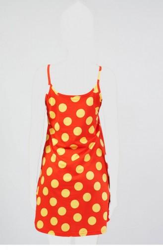 Red Pajamas 1061160432.KIRMIZI