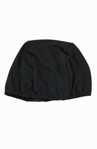 Maillot de Bain Hijab Bordeaux 0172-02