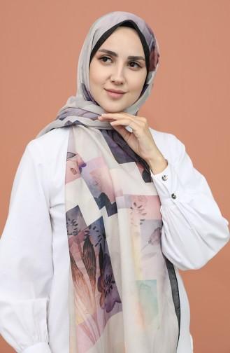 شال أرجواني 90806-12