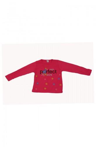 Fuchsia Baby and Children`s Sweatshirts 9515-01