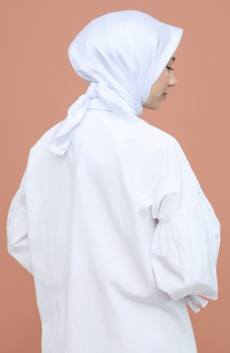 وشاح أبيض 90813-20