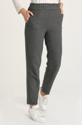 Pantalon Gris Foncé 3313-05