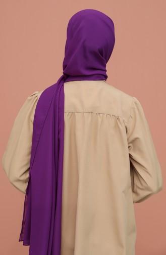 شال الأرجواني الفاتح 90125-19