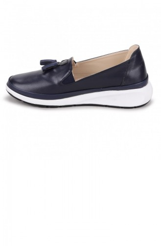Navy Blue Casual Shoes 21YBABAYK000017_C