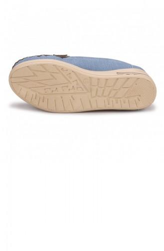 Blue Casual Shoes 21YBABAYK000045_MV