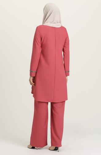 Dusty Rose Suit 1678-07