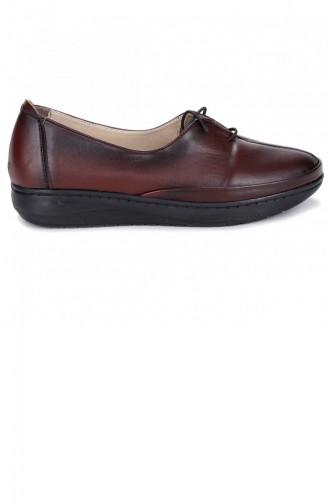 Claret Red Casual Shoes 21KRAHWOGGO0004_BR