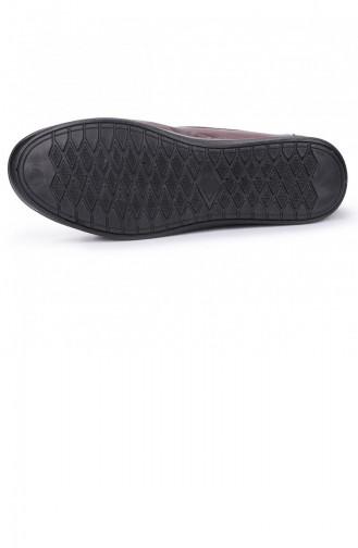 Claret Red Casual Shoes 21KRAHWOGGO0005_BR