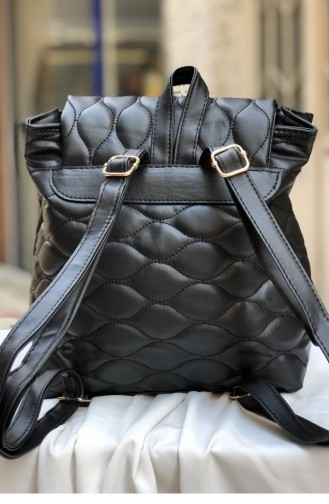 Black Backpack 001359.SIYAH