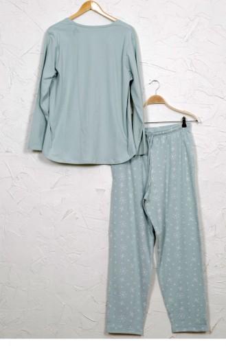 Pyjama Moutarde 8040430346.HARDAL