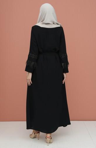 Black Abaya 4314-01