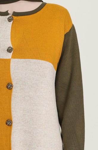 Mustard Cardigans 4192-03