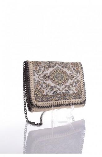 Cream Shoulder Bags 3856