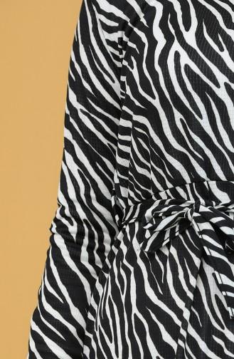 Robe Hijab Noir 1047-01