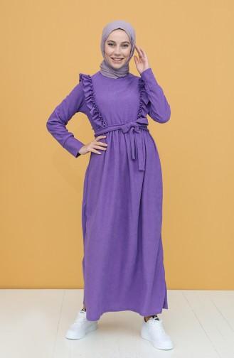 فستان أرجواني 5433-03