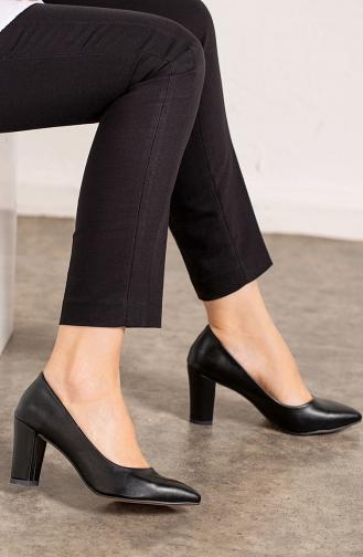 أحذية الكعب العالي أسود 202001OZ02-01