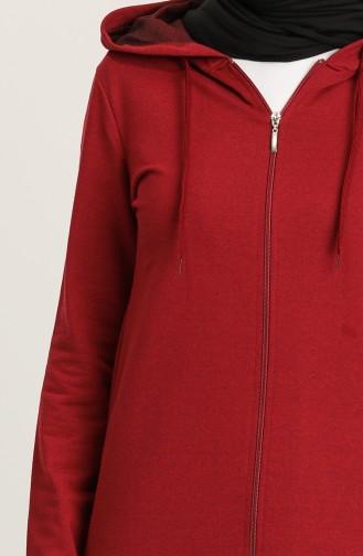 Claret Red Cape 50110-06