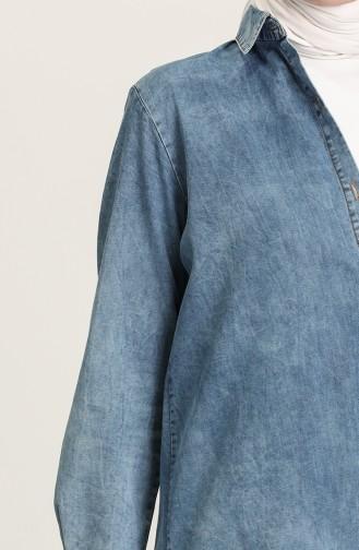 Denim Blue Tunics 2009-01
