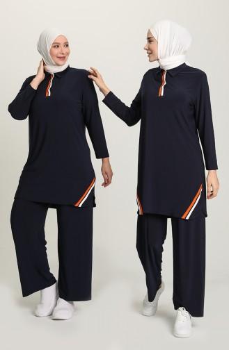 Navy Blue Suit 4952-01