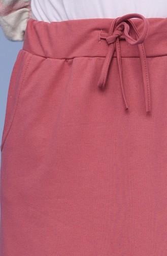Dusty Rose Skirt 0152-22