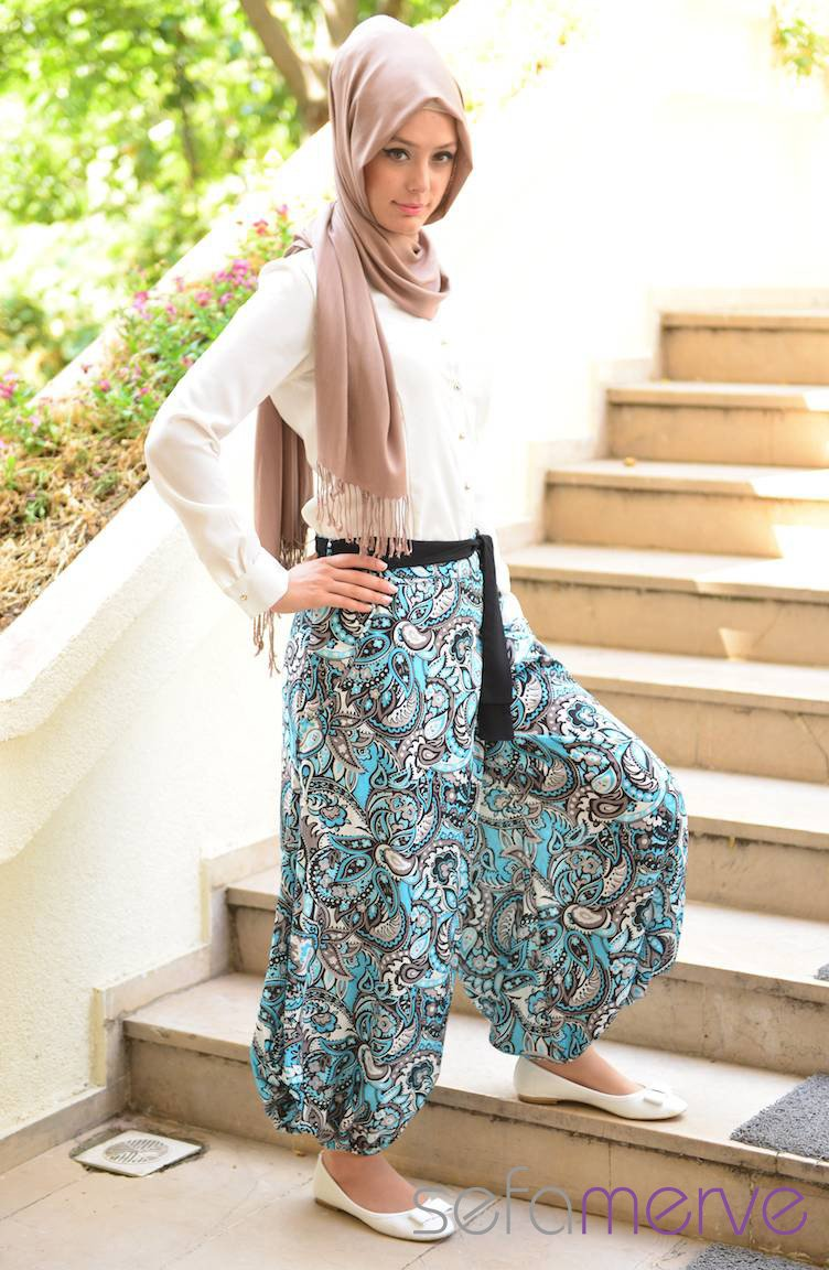 turquoise rok