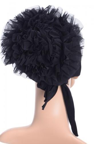 Bonnet Tutu 02 Noir 02