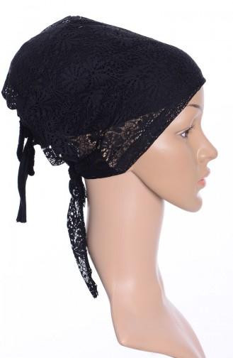 القبعات أسود 01