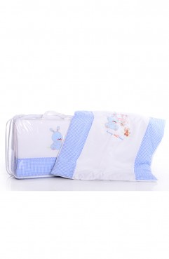 Sefamerve, Bebe Uyku Seti 0010-01 Mavi