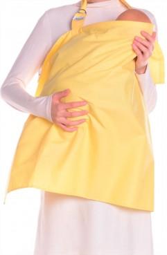 Sefamerve, Yellow Baby Textile MYCY