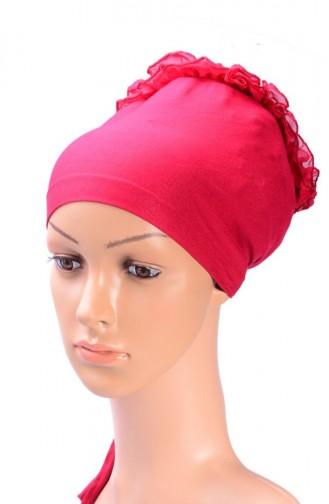 Claret red Bonnet GLSYFB-01 01