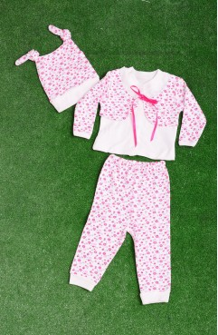 Sefamerve, Pink Baby Textile GCL0800-01