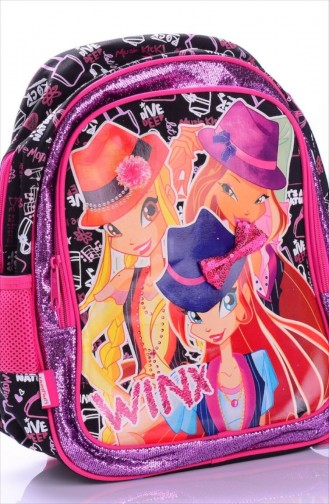 Winx Sac D`école 63150-01 Rose 631350-01