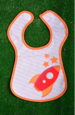Sefamerve, Orange Baby Apron MYCY