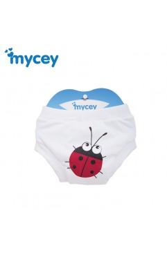 Sefamerve, Black-Red Baby Textile MYCY
