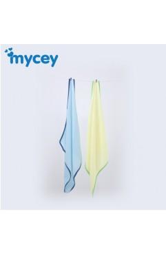 Sefamerve, Blue-Yellow Baby Textile MYCY