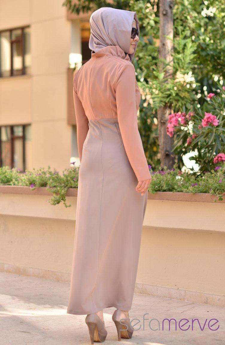 hijap kleider 1029 c 919 04  Kleidung Bademntel C 10_29 #6