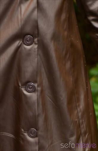 Brown Mantel 7557-03