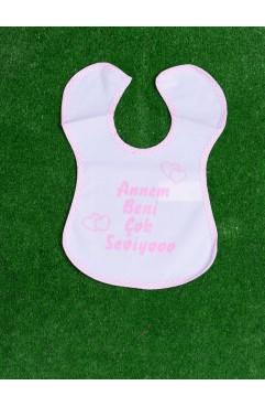 Sefamerve, Pink Baby Apron GCL3565-01