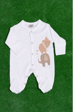 Sefamerve, Ecru Baby Textile 1147-02