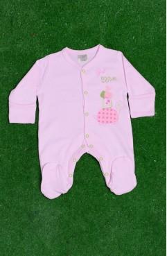 Sefamerve, Pink Baby Textile 1147-03