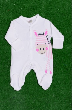 Sefamerve, Pink-Ecru Baby Textile 1147-04