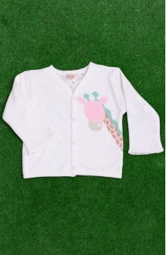 Sefamerve, Ecru Baby Textile 5157-01