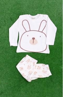 Sefamerve, Ecru Baby Textile 5484-01