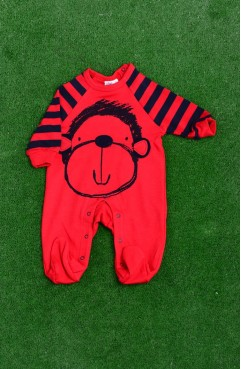 Sefamerve, Black-Red Baby Textile 5504-01