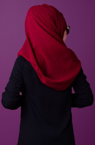 Claret red Ready to wear Turban 02