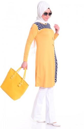 Mustard Tuniek 0297-14