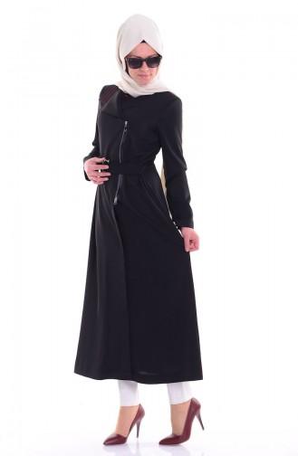 Abaya 35681-02 Noir 35681-02